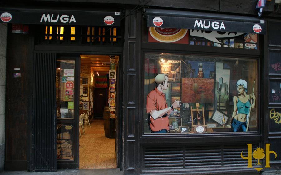 Bar Muga