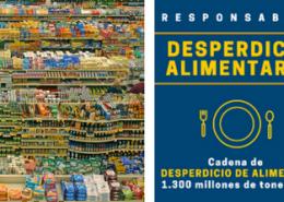 Responsables del desperdicio alimentario: el papel de la hostelería