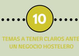 Temas a tener claros - gestión negocios hosteleros - Asociación Hostelería Bizkaia