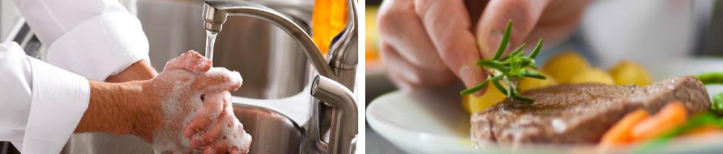 Seguridad e higiene y protección ambiental en Hostelería
