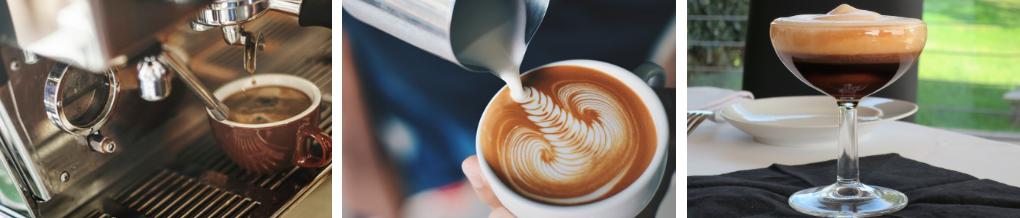 Elaboración de Cafés Simples y Preparados