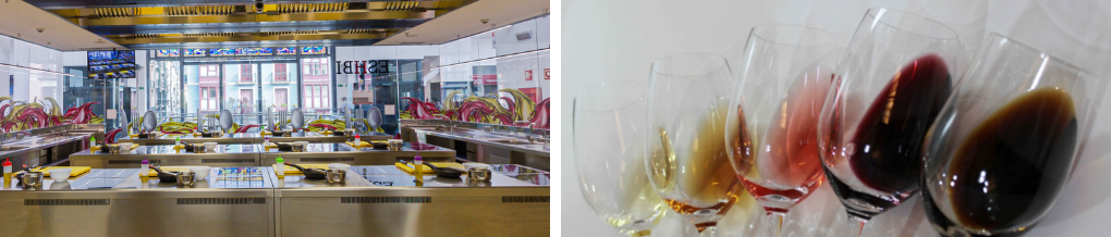 Cata Txakoli y Vinos Rioja Alavesa (Mercado de la Ribera)