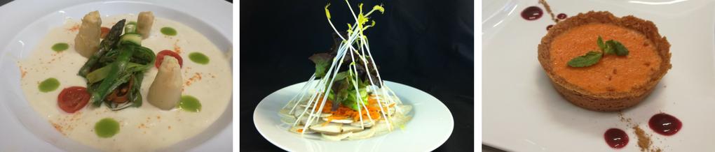 Cocina Vegetariana I